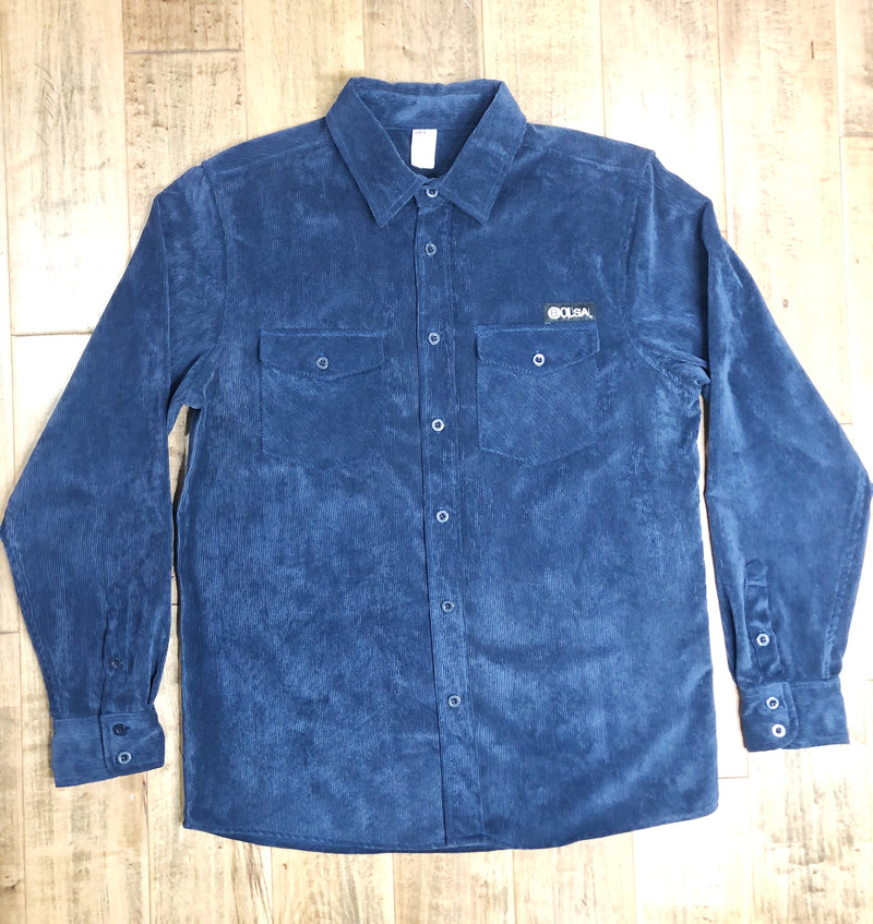 Horizon Corduroy Long Sleeve Shirt