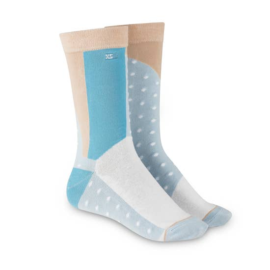 Artist Series Sock Easy Blue - Crew