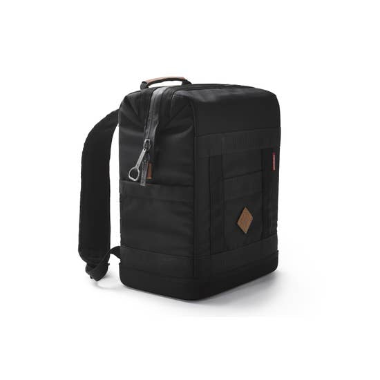 Black Backpack Cooler