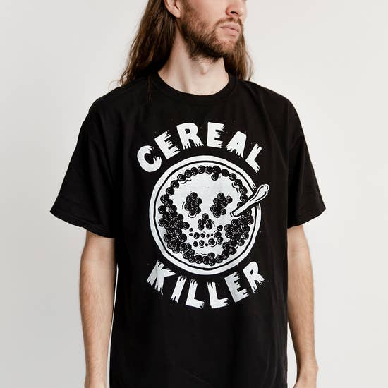 Cereal Killer Mens Tee