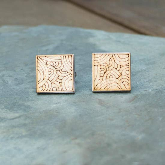 Cufflinks - Tribal
