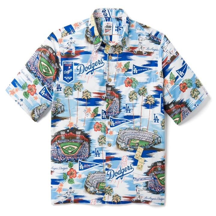 LA Dodgers MLB Scenic Shirt 2019