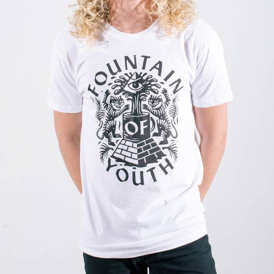 Fountain of Youth Mens Tee