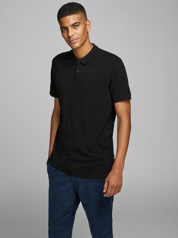 Jack & Jones Basic Polo - Black