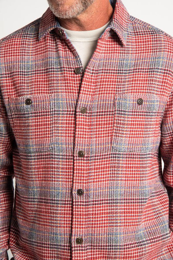 Jerome Plaid 2 Pocket Shirt