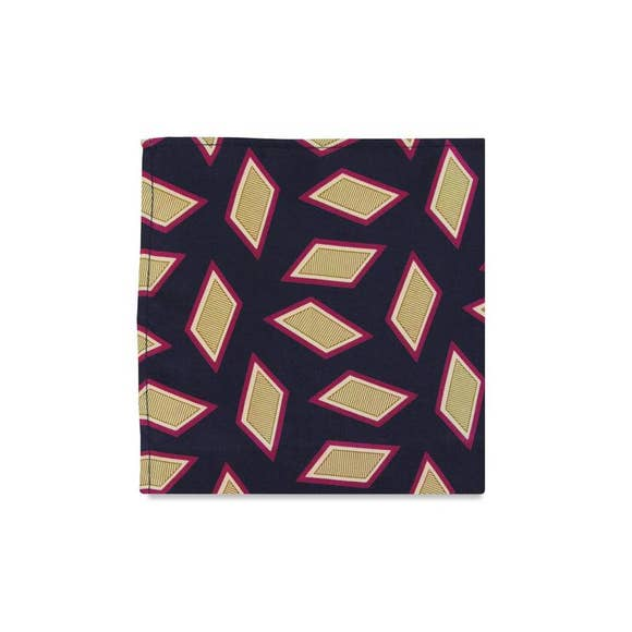 The Obi Silk Pocket Square