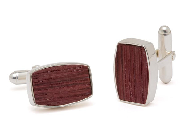 Wine Barrel Cuff Links