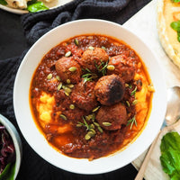 Orange & Fennel Polpette with Sugo