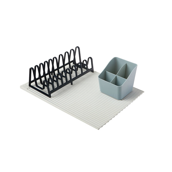 Wave Dish Rack Set 3pcs