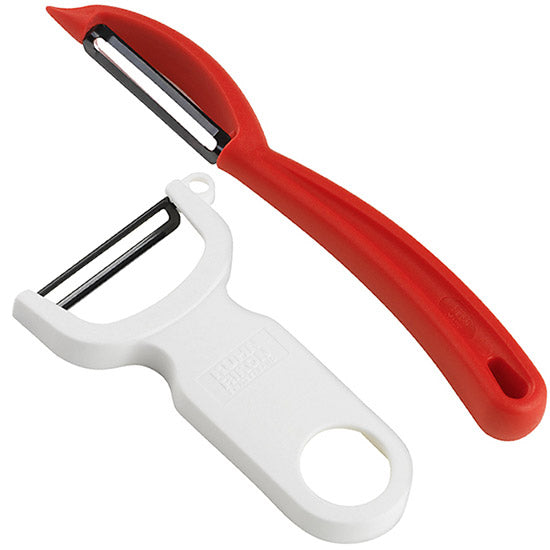 Essential Swiss Peeler Set