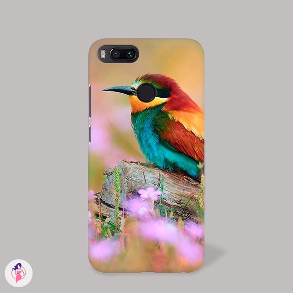 Colorful Bird Mobile Case