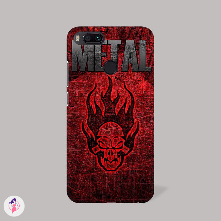 Funky Heavy Metal Mobile Case