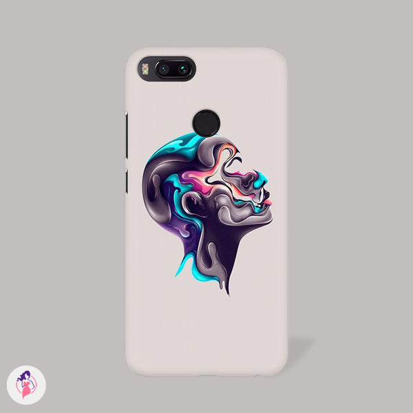 Colorfull Skull Digital Art Mobile case cover