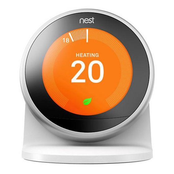 Nest Learning Thermostat, 3rd Generation with Installation