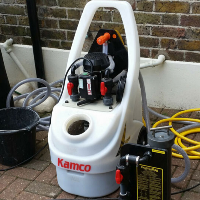 Power Flush Your Heating System