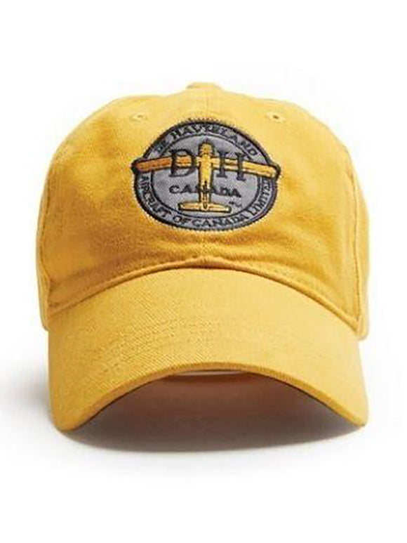 Casquette de Havilland Jaune - par Red Canoe