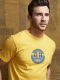 T-shirt de Havilland Jaune - par Red Canoe