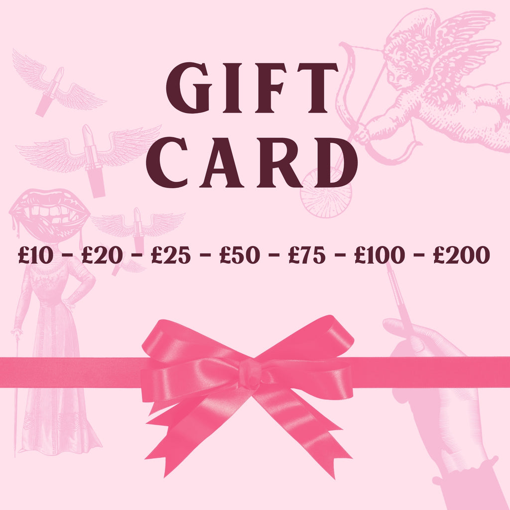 Vulcan and Vixen Gift Card