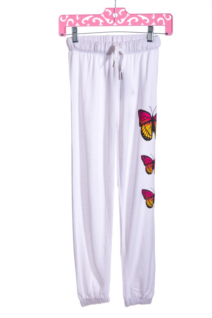 BUTTERFLY JOGGERS 1