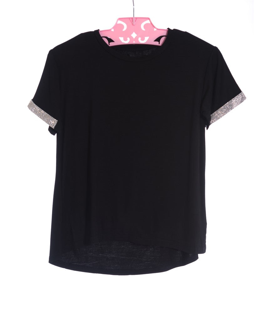 MIA NEW YORK LUX BLACK TEE