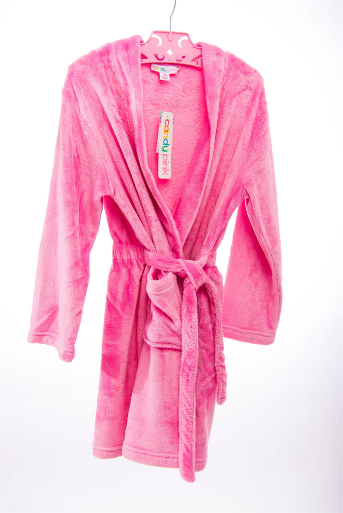 Candy Pink Pink Robe