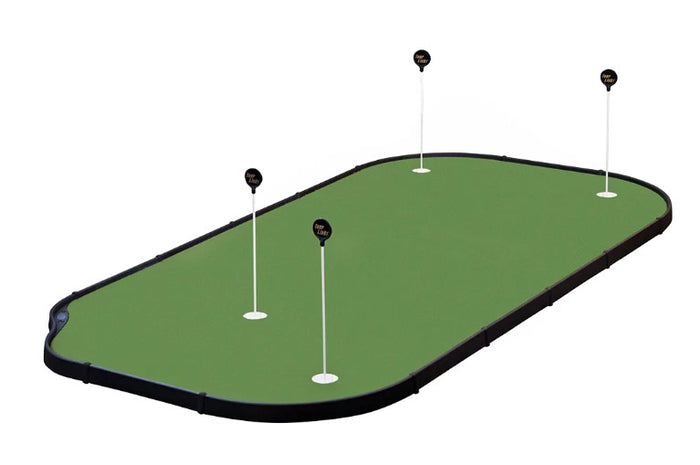 Tour Links - Birdie Maker - 6 ft x 12 ft Practice Putting Green