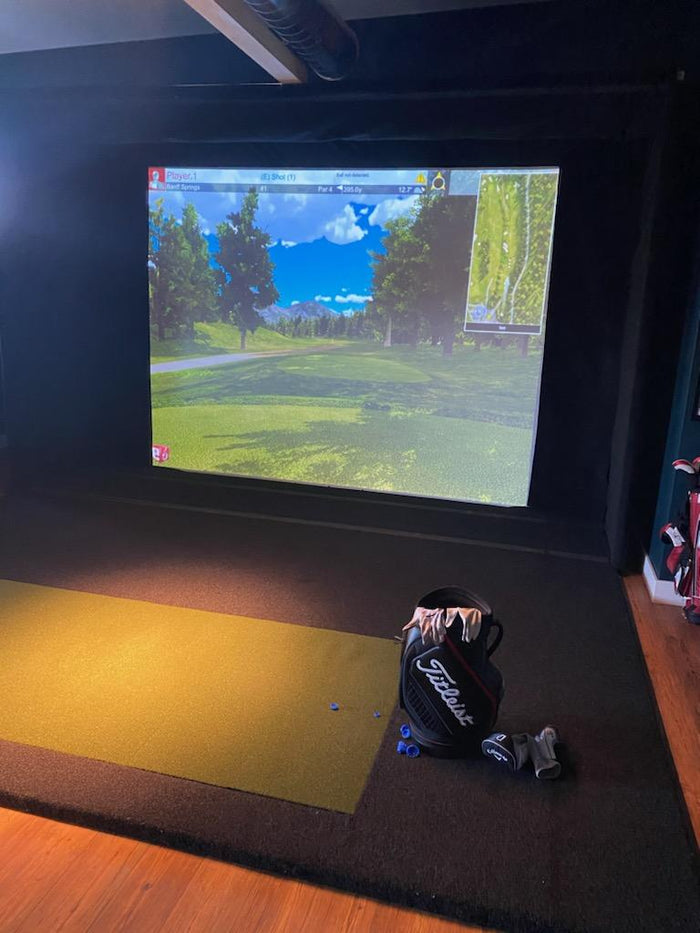 Used - Full Swing Golf Simulator - PRO 1