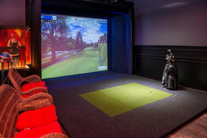 Used - Full Swing Golf Simulator - Sports Series