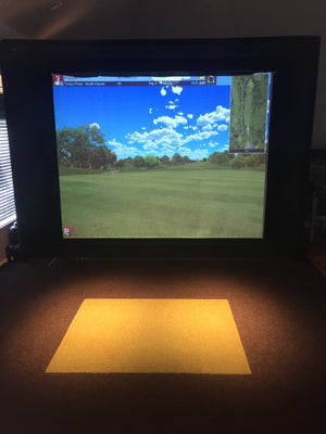 Used - 2017 Full Swing Golf Simulator - Pro1