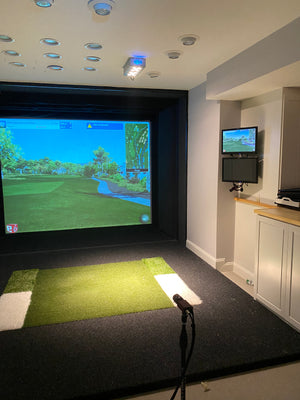 Used - Full Swing Golf Simulator - Pro2