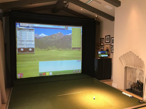 Used - Full Swing Golf Simulator - Pro1