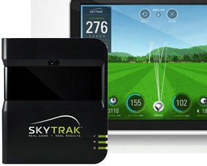 SkyTrak Personal Launch Monitor / Simulator