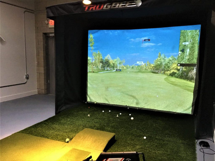 Used - TruGolf Golf Simulator - Vista 10