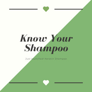 Our Shampoo - Using Nature to Preserve Your Crowning Glory