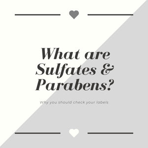 All About Sulfates and Parabens- Are They Harmful?
