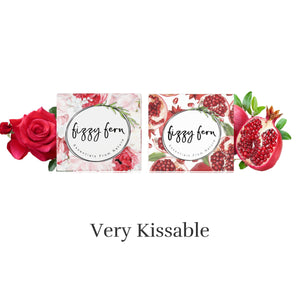 Combo: Himalayan Rose Lip Balm & Pomegranate Lip Balm