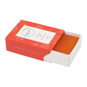 Handmade Soap- Orange & Cinnamon with Amla