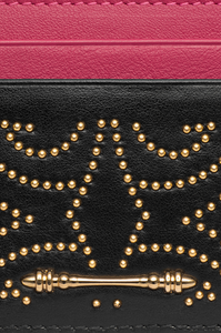 The Studded Cardholder