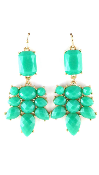 Turqouise Earrings