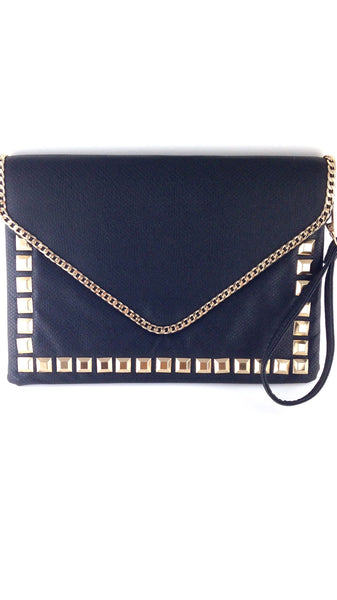 Envelope Bag- Black