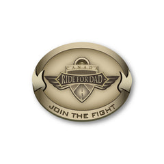 Belt Buckle - Brass