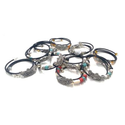Beaded Ladies Bracelet-10 pack