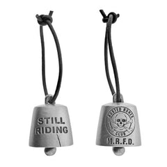 Busted Bones Guardian Bell - Leather Cord