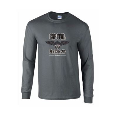 CAPITAL PUNISHMENT Game Day Long Sleeve