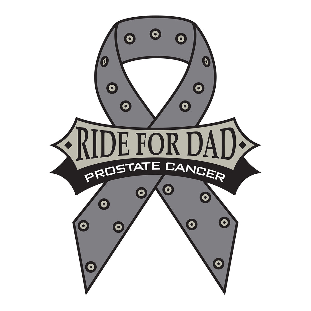 Ribbon of Steel Decal Static Cling 5""