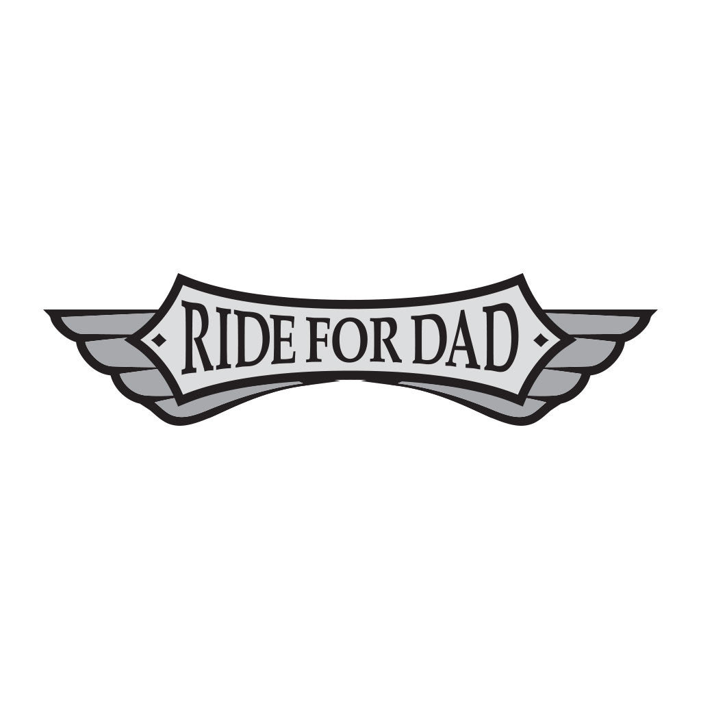 MRFD Winged Bar Decal 7""