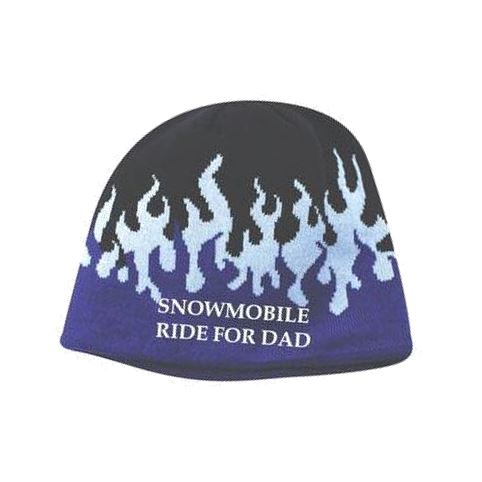 SRFD Blue Flame Toque