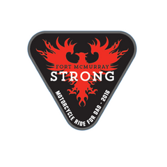 "Fort McMurray Strong 4"" Decal"