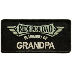 In Memory of Grandpa Patch