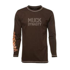 ARFD MUCK DYNASTY LONG SLEEVE TEE